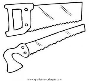 Werkzeug 08 Gratis Malvorlage In Beliebt02 Diverse Malvorlagen