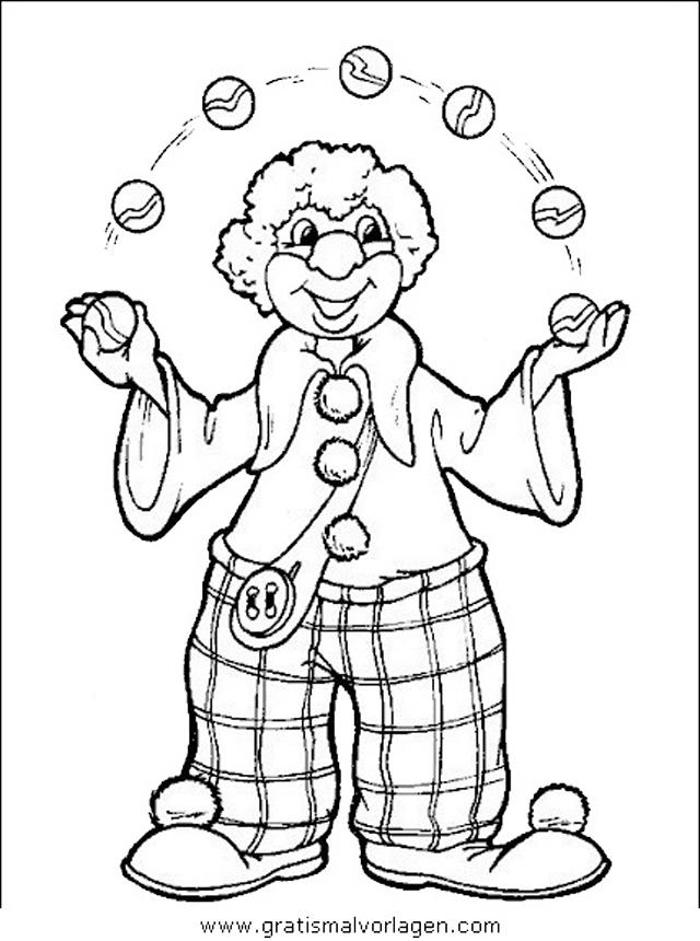 zirkus 64 gratis malvorlage in fantasie zirkus  ausmalen