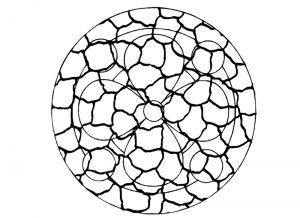 Malvorlage Mosaik Mosaik_00016
