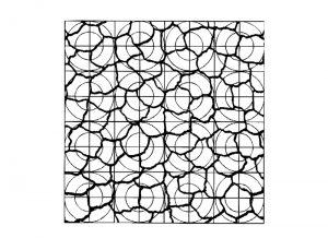 Malvorlage Mosaik Mosaik_00032