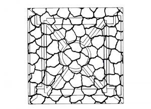 Malvorlage Mosaik Mosaik_00054