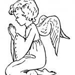 Engel Malvorlagen Zum Ausmalen Fur Kinder