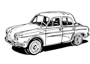 Malvorlage Autos Autos_00463