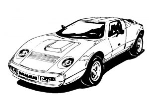 Malvorlage Autos Autos_00466