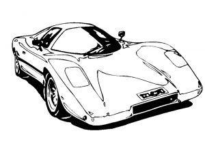 Malvorlage Autos Autos_00468
