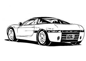 Malvorlage Autos Autos_00476