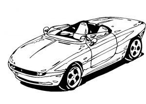 Malvorlage Autos Autos_00478