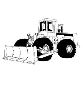 Malvorlage Baustelle Baustelle_00559