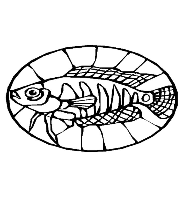 fische00244 gratis malvorlage in fische tiere  ausmalen