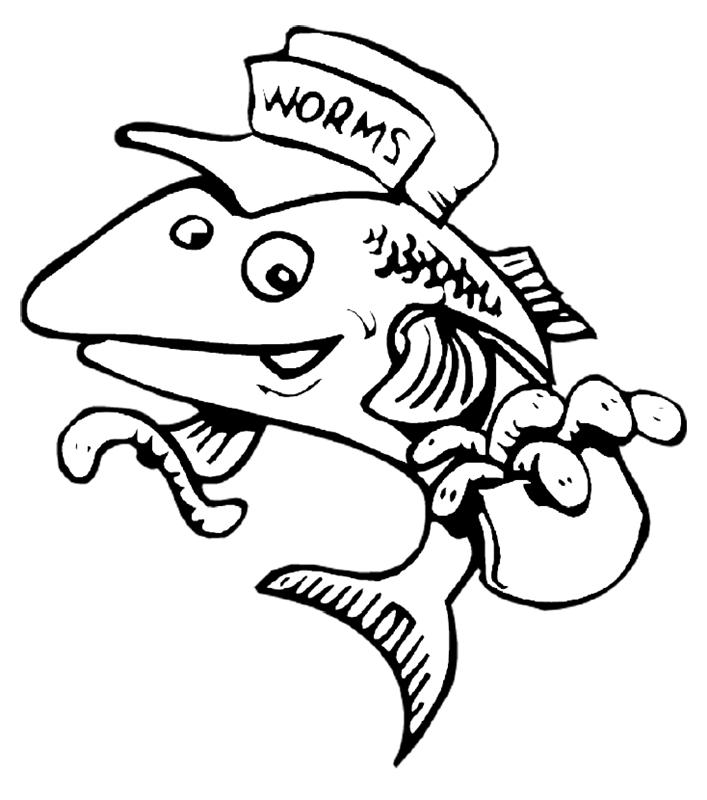 fische00277 gratis malvorlage in fische tiere  ausmalen