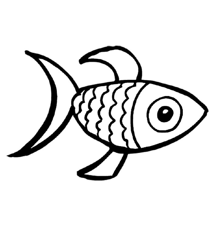 fische00285 gratis malvorlage in fische tiere  ausmalen