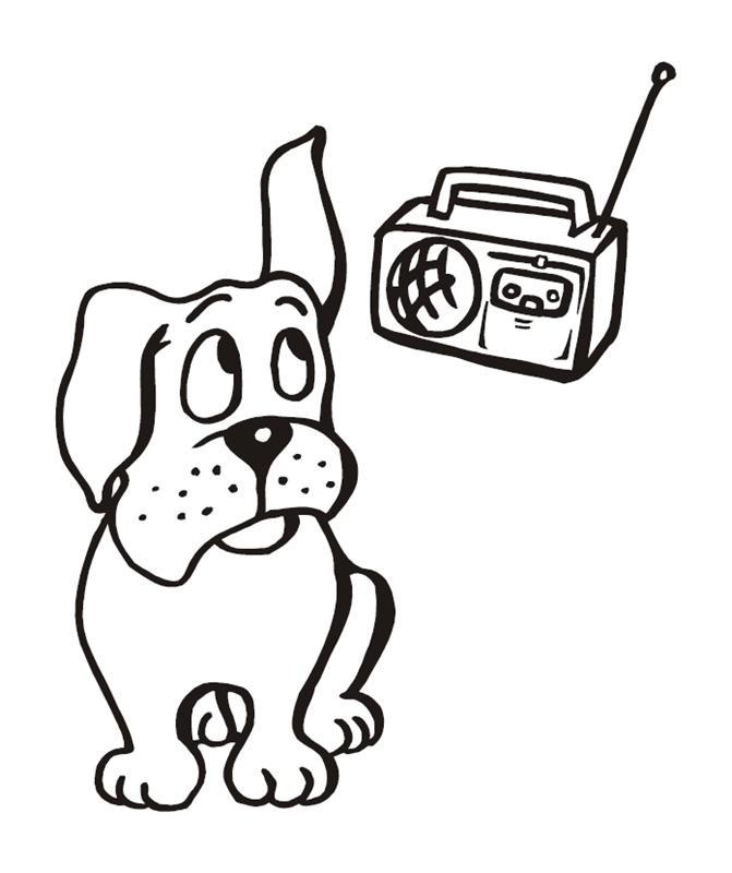hunde00262 gratis malvorlage in hunde tiere  ausmalen