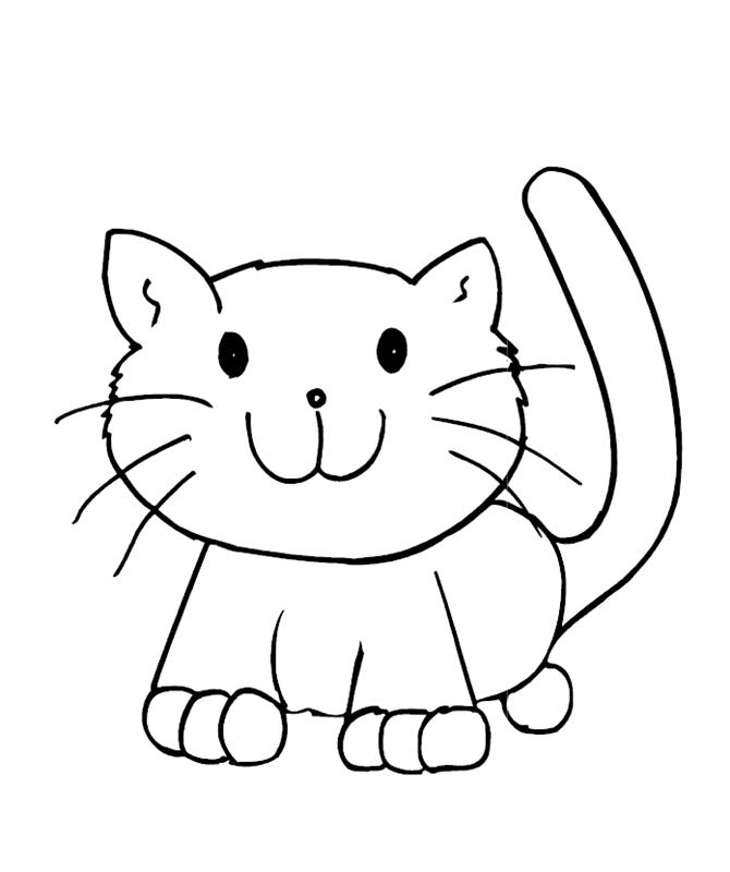 katzen00610 gratis malvorlage in katzen tiere  ausmalen