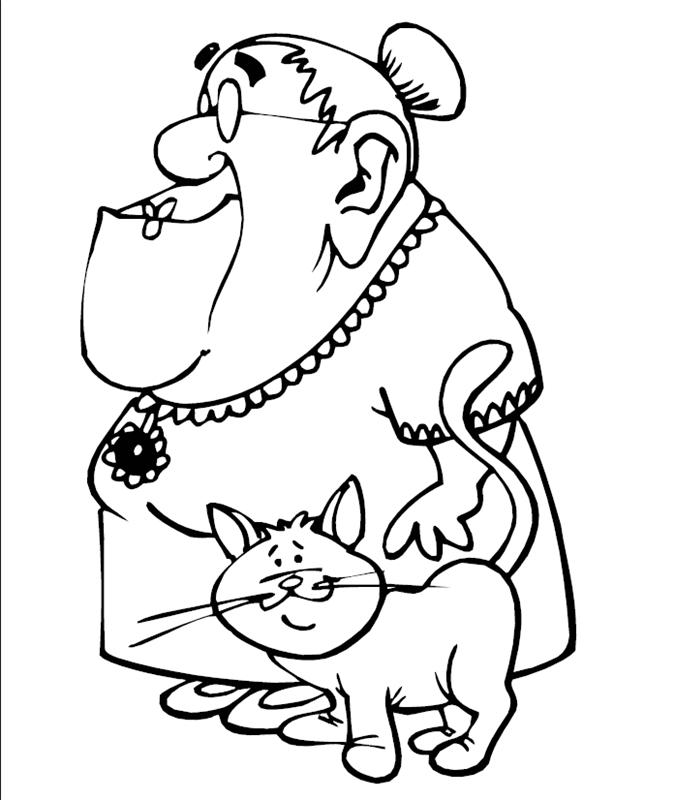 katzen00705 gratis malvorlage in katzen tiere  ausmalen