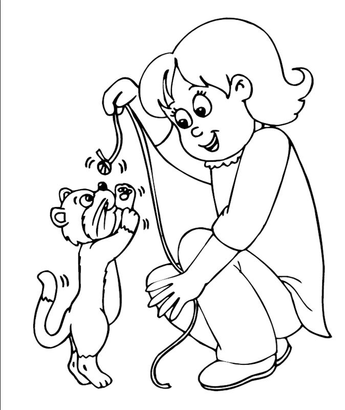 katzen00715 gratis malvorlage in katzen tiere  ausmalen