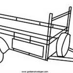 unimog gratis malvorlage in lastwagen, transportmittel