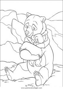 Barenbruder57 Gratis Malvorlage In Bärenbruder Comic