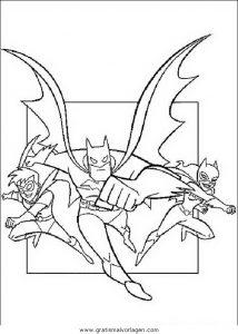 batman_15 gratis malvorlage in batman, comic