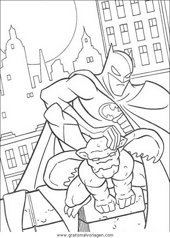 batman20 gratis malvorlage in batman comic
