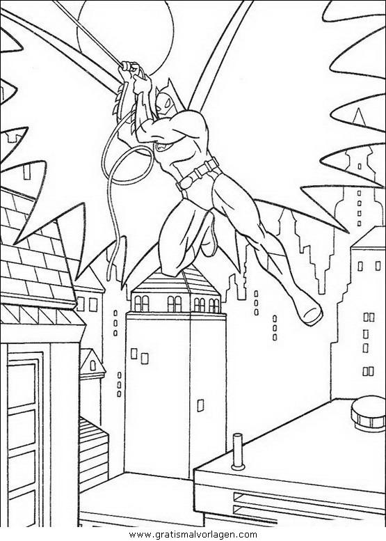 batman28 gratis malvorlage in batman comic