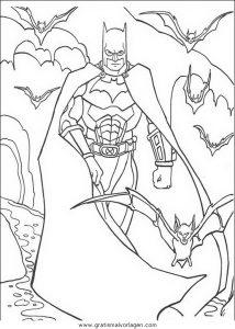 Malvorlage Batman batman_75