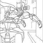 Batman Malvorlagen Zum Ausmalen Für Kinder