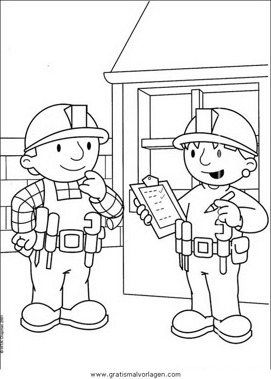 bobderbaumeister76 gratis malvorlage in bob der