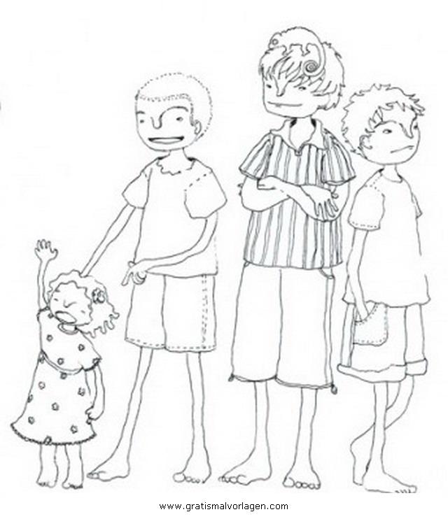 bullerbuekinder gratis malvorlage in beliebt12 diverse