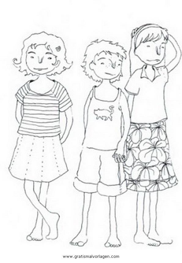 bullerbuekinder 2 gratis malvorlage in beliebt12 diverse