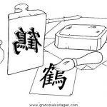 china malvorlagen zum ausmalen für kinder