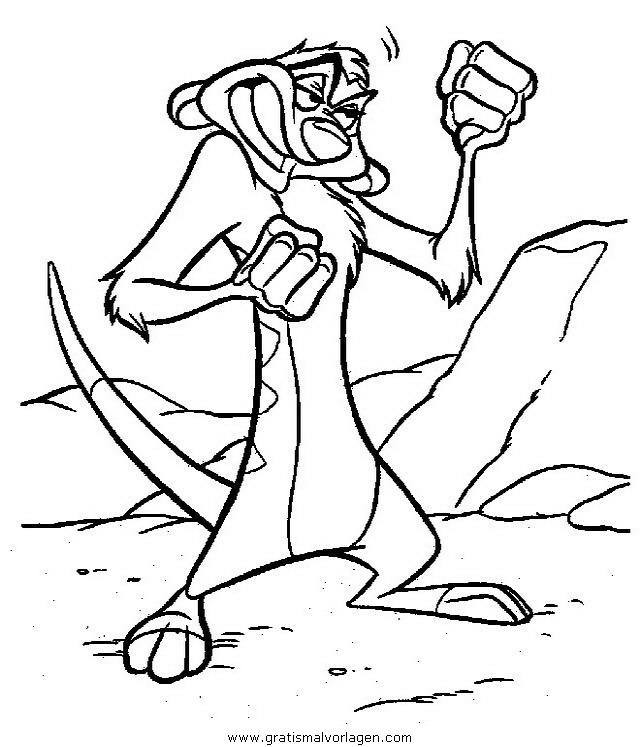der konig der lowen13 gratis malvorlage in comic