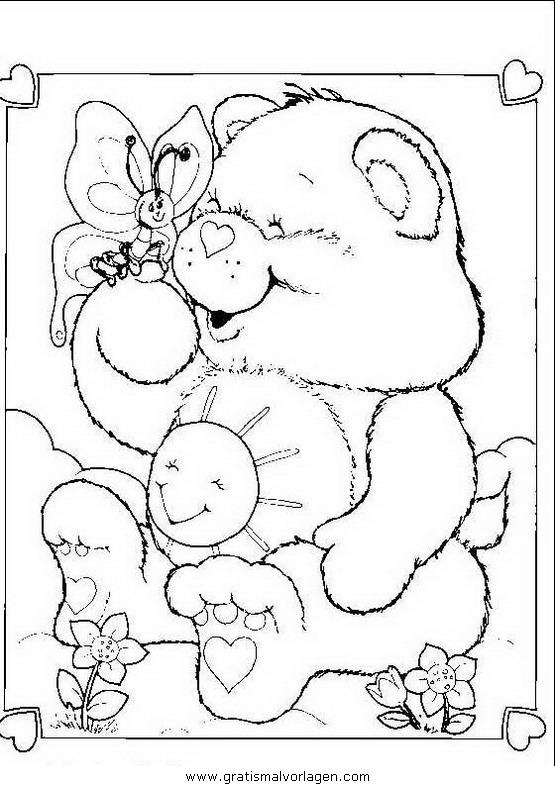 die glucksbarchis10 gratis malvorlage in comic