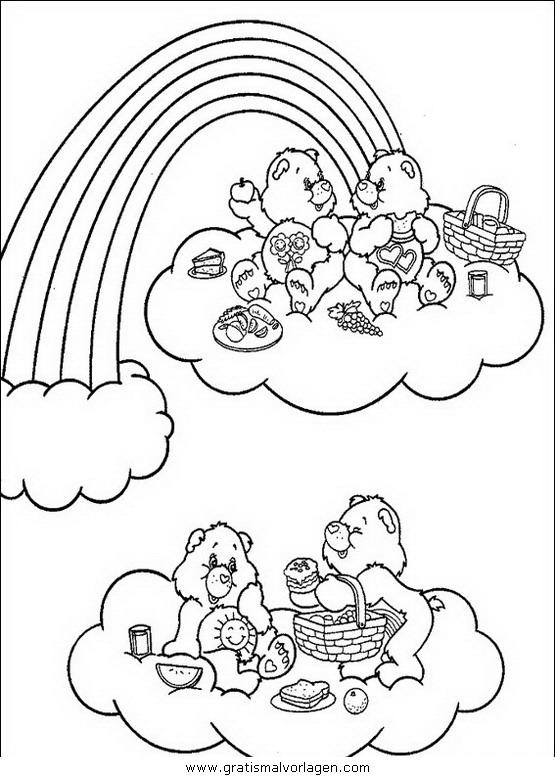 die glucksbarchis38 gratis malvorlage in comic