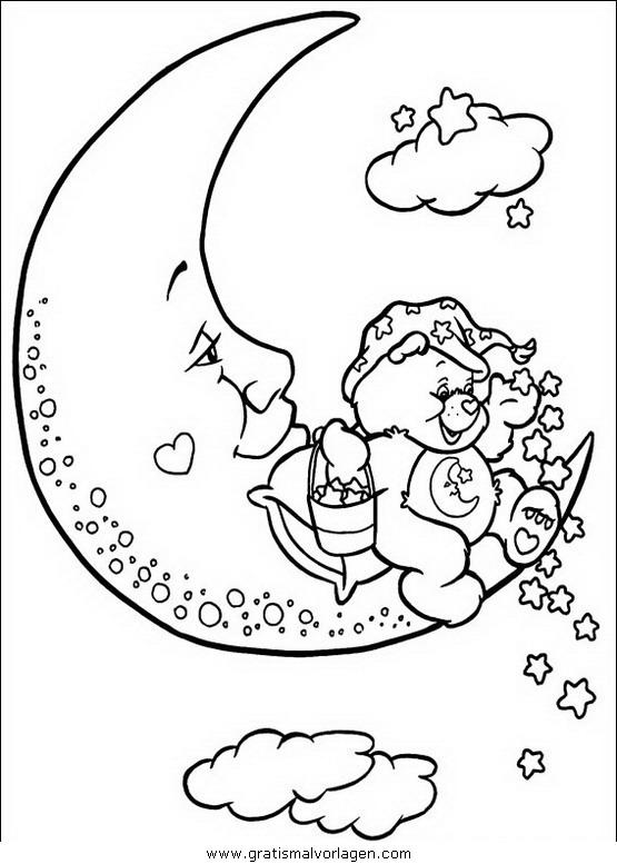 die glucksbarchis50 gratis malvorlage in comic