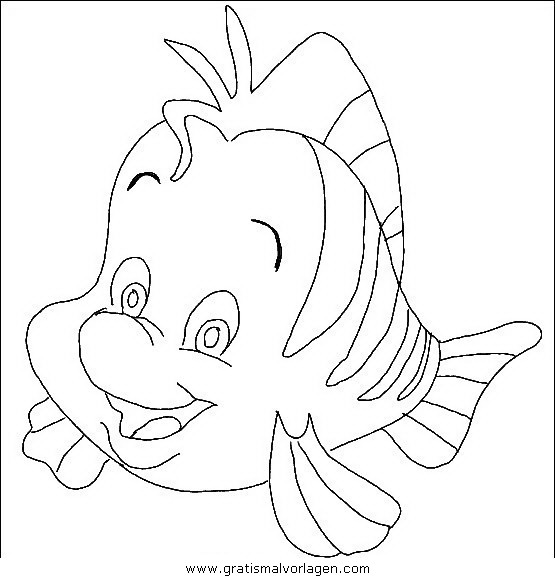 die kleine meerjungfrau23 gratis malvorlage in comic