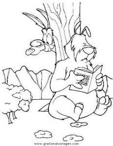 Malvorlage Looney Tunes disegni da colorare misti 0758