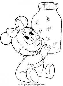 disney micky maus 056 gratis malvorlage in comic  trickfilmfiguren, disney micky maus - ausmalen