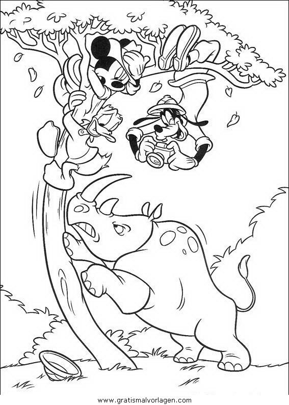 disney micky maus 102 gratis malvorlage in comic