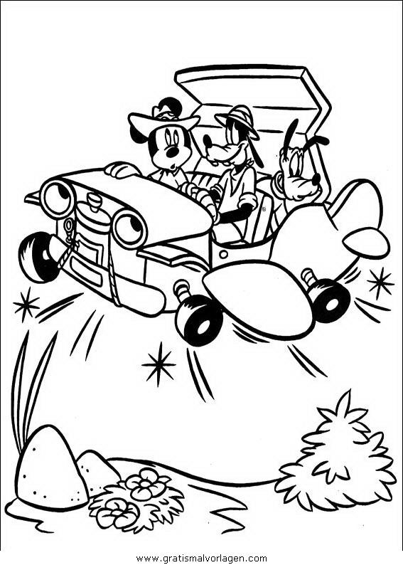 disney micky maus 139 gratis malvorlage in comic