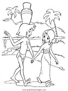 dschungelbuch004 gratis malvorlage in comic