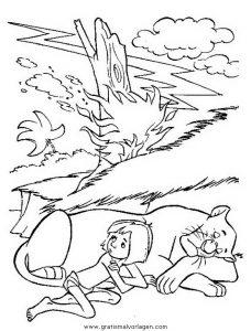 dschungelbuch012 gratis malvorlage in comic