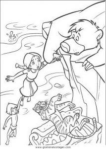 dschungelbuch056 gratis malvorlage in comic
