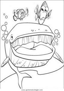 Malvorlage Nemo findet nemo 53