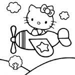 Hello Kitty Malvorlagen Zum Ausmalen Fur Kinder