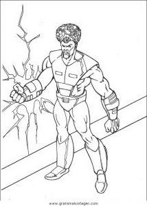 Malvorlage Hulk hulk 49