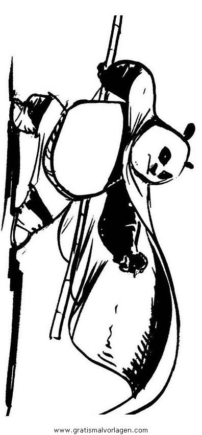 kung fu panda 31 gratis malvorlage in comic
