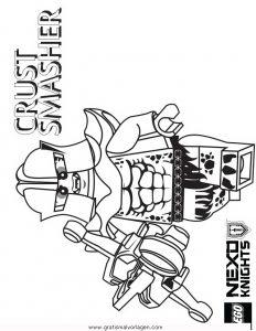 Malvorlage Lego Nexo Knights lego-nexo-knights-26