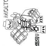 Lego Nexo Knights Malvorlagen Zum Ausmalen Für Kinder