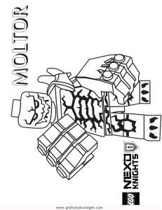 Lego Nexo Knights 30 Gratis Malvorlage In Comic Trickfilmfiguren