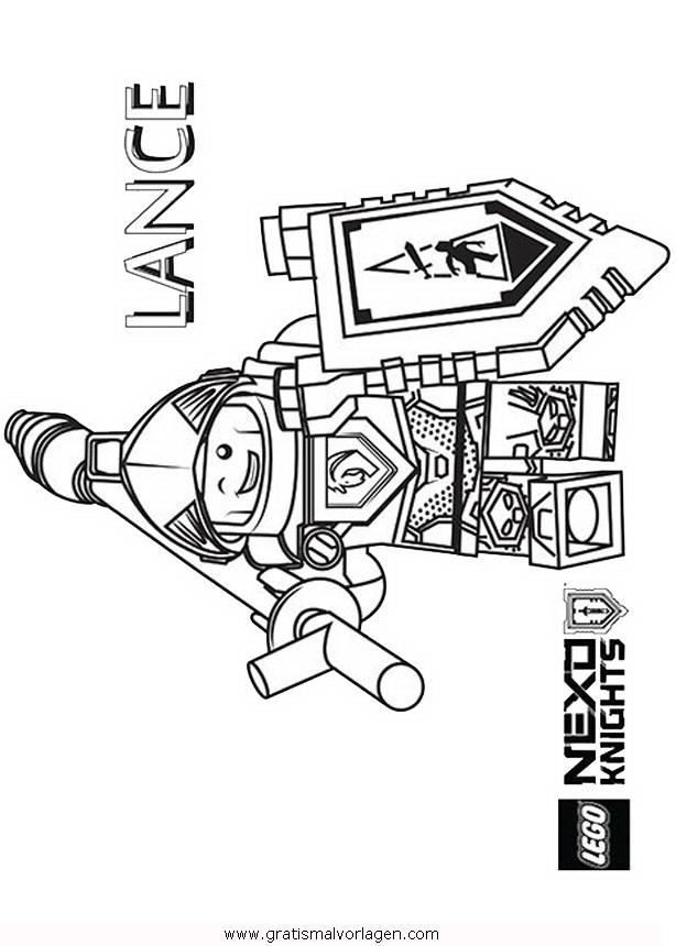 lego-nexo-knights-36 gratis Malvorlage in Comic & Trickfilmfiguren ...